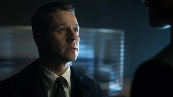 Benjamin McKenzie stars as Detective James Gordon in Fox's Gotham.